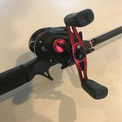 LEWS Baitcast Rod With Abu Garcia Reel for Sale in Townville,  SC