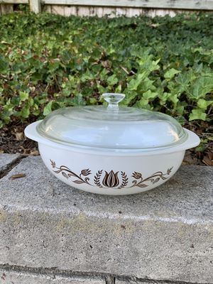 Pyrex 1959 Promotional lidded casserole for Sale in Chino Hills, CA