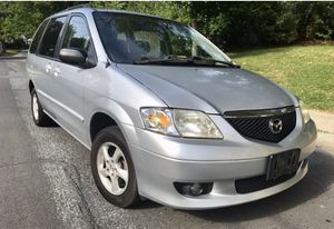 """Only $989 ! ( Read Details)) 2002 Mazda MPV """" Van starts and drives //Mechanic special for Sale in Silver Spring, MD"""