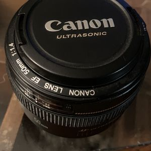 Canon 50mm F1.4 EF Lens. US Version. for Sale in Huntington Beach, CA
