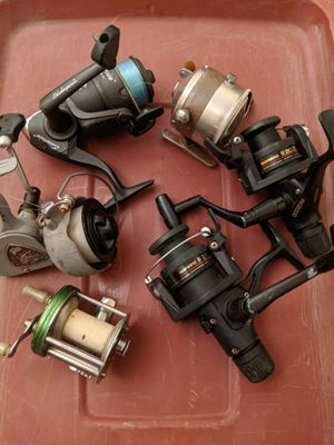 Fishing Reels for Sale in Paramount, CA