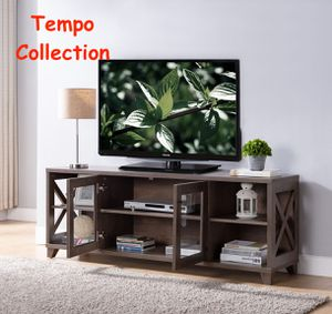 NEW, TV Stand up to 70in TV, Walnut Oak, SKU# 182321 for Sale in Westminster, CA
