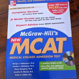 McGraw-Hill's MCAT ISBN 978-0-07-147078-0 for Sale in Roosevelt, AZ