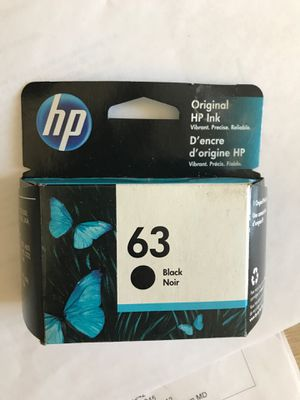 HP Printer Ink-Black for Sale in Duluth, MN
