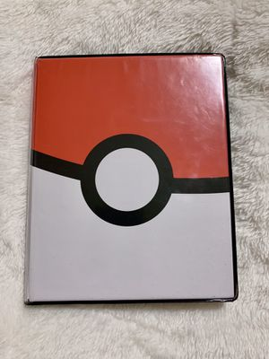 Pokemon set with binder for Sale in Lubbock, TX