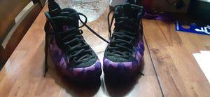 Nike Foamposite 'Purple Camo for Sale in Murphy, NC