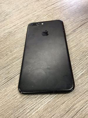 iPhone 7 Plus 32GB Matte Black - WiFi Only for Sale in Portland, OR