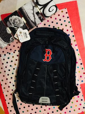 ⭐️NEW-BOSTON RED SOX BACKPACK⭐️ for Sale in Chicopee, MA