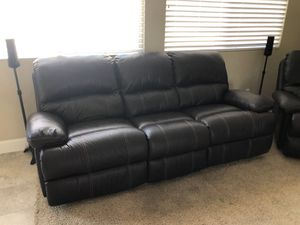 Power couch and recliners for Sale in Winchester, CA