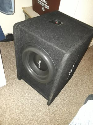 Skar audio speaker for Sale in Fresno, CA