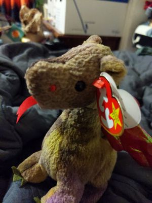 Scorch the dragon ty beanie babie for Sale in San Leandro, CA