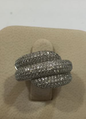 925 silver CZ ring for Sale in Dallas, TX