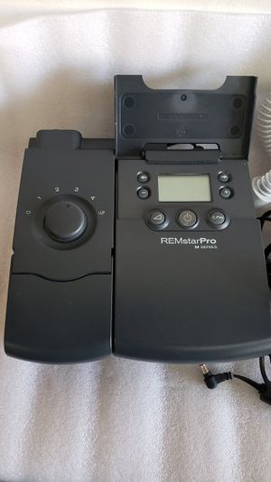 CPAP no cord no bag just machine Respironics REMstar pro M Serie for Sale in Houston, TX