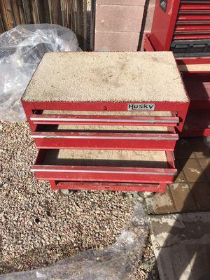Husky tool box for Sale in Buckeye, AZ