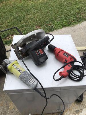 Power tools for Sale in Tamarac, FL