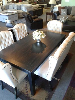 Dining Set with 2-Seater bench Brand New for Sale in Anaheim, CA