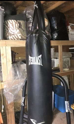 Punch bag with stand for Sale in Portland, OR