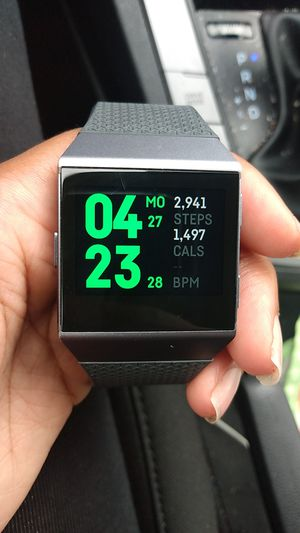 Fitbit Ionic Fitness Watch for Sale in Silver Spring, MD