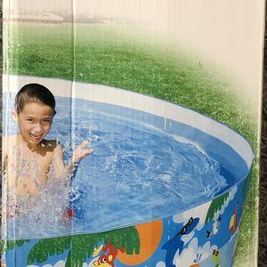 Intex 8' Pool for Sale in Hollywood, FL