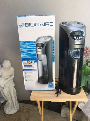 """Bionaire Cool Moisture Humidifier 24"""" H for Sale in Clearwater, FL"""