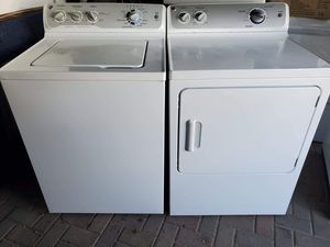 G&E washer and gas dryer for Sale in San Marcos, CA