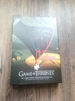 Game of Thrones 1,000 piece Puzzle for Sale in Charlotte, NC