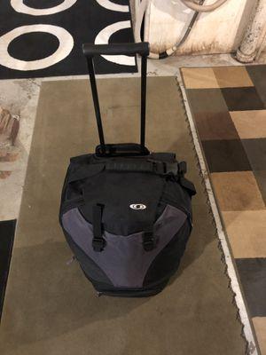 Salomon Sports Rolling luggage/ski/snowboard bag for Sale in Portland, OR