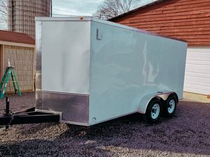 2018 Trailer Diamond Enclosed for Sale in New Haven, CT