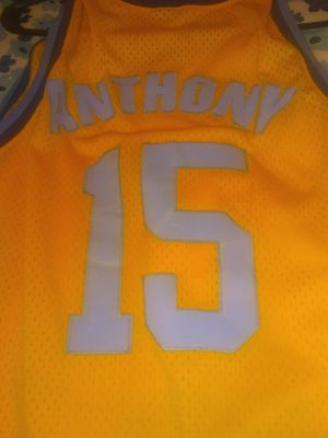 XL stiched jersey for Sale in Sacramento, CA
