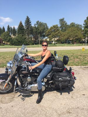 2014 Harley Davidson Heritage softail classic for Sale in Newport, MI