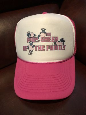 Trucker hat - The Pink Sheet of the Family for Sale in Parker, CO