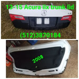 2013 2014 2015 acura ilx trunk lid for Sale in Austin, TX