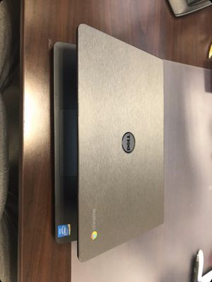 Laptop dell chrome for Sale in Brooklyn, NY