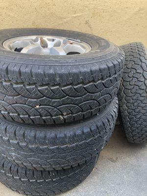 Tires 265/75R16 for Sale in McClellan Park, CA