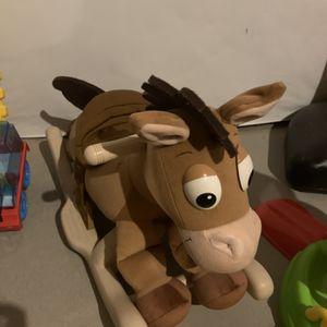 ToyStory Bullseye Rocking Horse for Sale in Thornton, CO