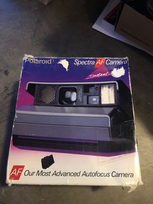 Polaroid spectra AF camera for Sale in Smyrna, TN