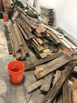 Old rustic wood planks for Sale in Spokane Valley, WA
