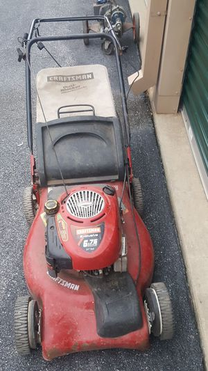 CRAFTSMAN lawn mower for Sale in Woodlawn, MD