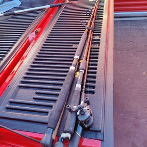 5 Fishing Rods for Sale in Downey, CA