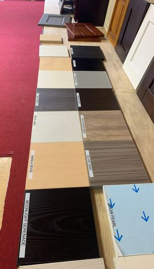 Pvc kitchen cabinets for Sale in Baytown, TX
