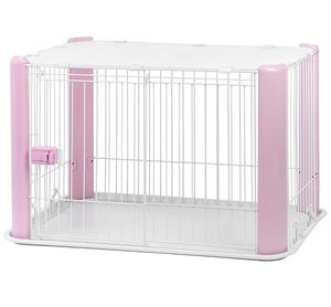 Princess Pink Dog Crate - Small Dog Size for Sale in Morrisville, NC