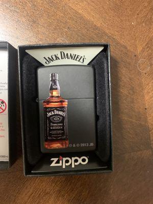 Zippo lighter - jack Daniels for Sale in San Clemente, CA