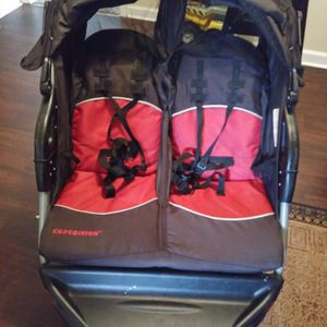 Expedition Double Baby Stroller for Sale in Greer, SC