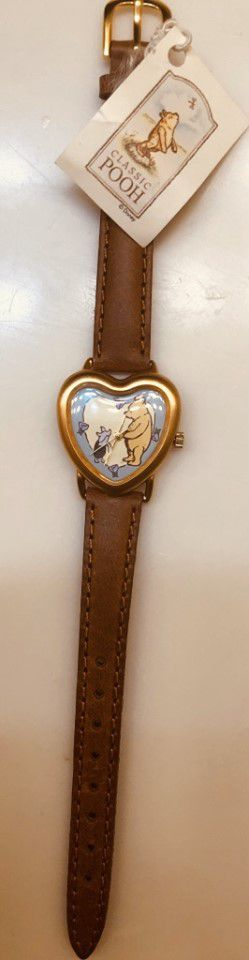 VINTAGE Rare Ingersoll Timex Classic Winnie the POOH & PIGLET WATCH Disney New WITH ORIGINAL TAGS for Sale in Louisville, KY