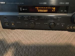 Yamaha natural sound AV receiver RX-V659 for Sale in Pompano Beach, FL