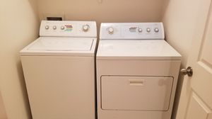Whirlpool Washer and Dryer for Sale in Las Vegas, NV