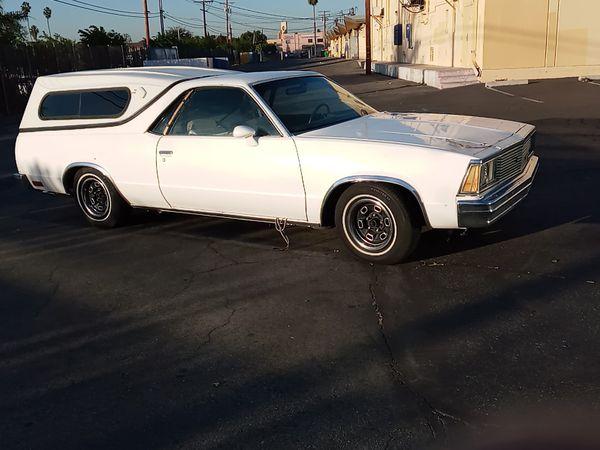 1981 Chevrolet El Camino V6