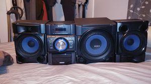 Sony stereo system for Sale in West Jordan, UT