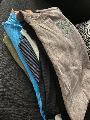 Free boys clothes and men's shoes for Sale in Fontana, CA