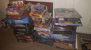 Boardgames huge lot for Sale in Fresno, CA
